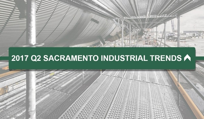 Q2 2017sac industrial trends